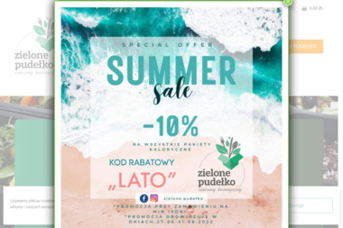 Zielone Pudełko - Sklep Gastronomiczny Rybnik