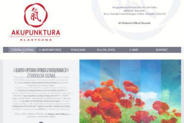 Akupunktura Klasyczna - Akupunktura Jaworzno