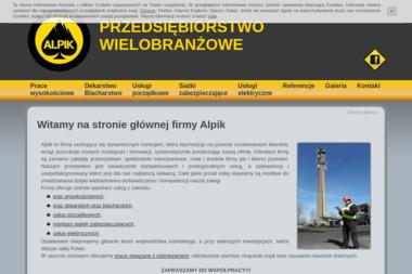 """""""ALPIK"""" - Firma Odśnieżająca Dachy Lublin"""