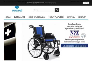 AMA-MED - Sprzęt rehabilitacyjny Mysłowice