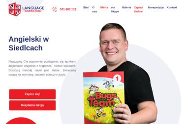 Language Inspiration - Nauczyciele angielskiego Siedlce