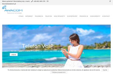 AWACOM - Internet, Hosting, Domeny Toruń