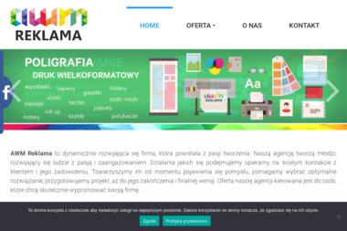 AWM Reklama - Drukarnia Piła