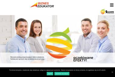 Biznes Edukator - Szkolenia menedżerskie Warszawa