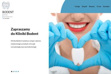 BODENT Klinika Dentystyczna - Gabinet Dentystyczny Łomża