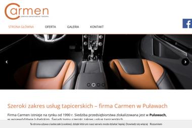 Carmen ZPHU - Tapicer Samochodowy Puławy
