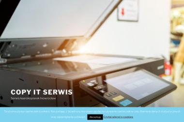 Copy IT Serwis - Serwis sprzętu biurowego Inowrocław