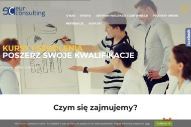 EUR Consulting - Szkolenia Pruszcz Gdański