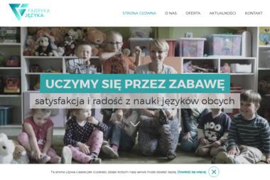 Fabryka Języka - Kurs niemieckiego Opole