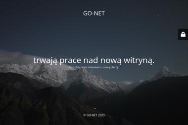 GO-net - Dostawcy internetu, usługi telekomunikacyjne Grójec