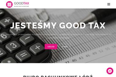 Good Tax - Dotacje unijne Łódź