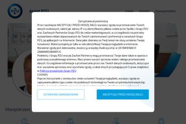 PZU Ubezpieczenia Kłodawa - Agent Grażyna Szydłowska - Ubezpieczalnia Kłodawa