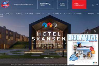 Hotel SKANSEN Conference & SPA - Gastronomia Sierpc