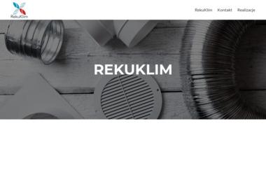 Rekuklim - Montaż Wentylacji Siemianowice Śląskie