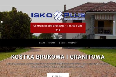 Isko-Plus - Kostka betonowa Jedlińsk