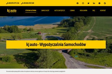 kj auto - Wypożyczalnia Samochodów - Wypożyczalnia Aut Kętrzyn
