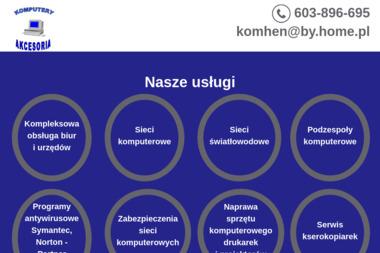 KOMHEN - Serwis sprzętu biurowego Inowrocław