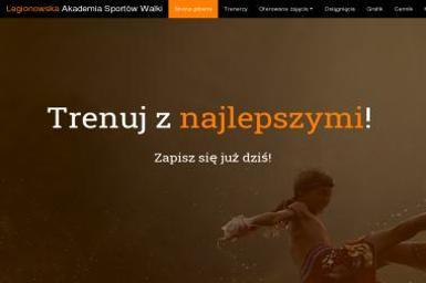 Legionowska Akademia Sportów Walki - Sporty walki, treningi Legionowo