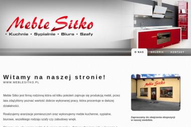 Meble Sitko - Producent Mebli Na Wymiar Mszana