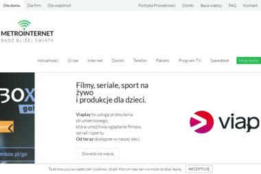 Metro Internet - Internet Sokołów Podlaski