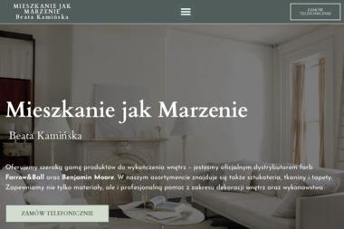 MJM – Mieszkanie Jak Marzenie - Tapicer Szczecin