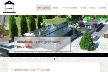 PHU Andlok - Kamieniarstwo Poznań