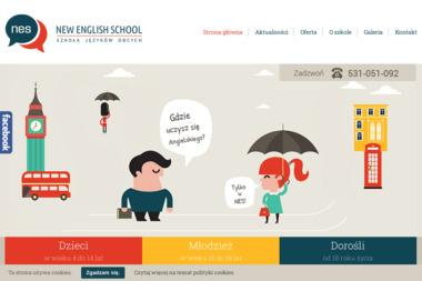 New English School - Szkoła językowa Siemiatycze