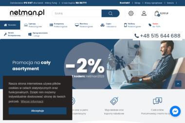 Komputery i laptopy Warszawa