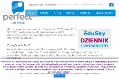 Centrum Języków Obcych Perfect - Szkoła językowa Skierniewice