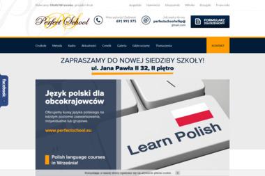 Perfect School - Kursy Języków Obcych Września