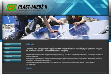 PLAST-MIEDŹ II - Instalacje sanitarne Strzelin
