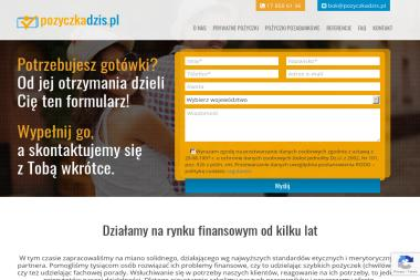 Pożyczka Dziś - Pożyczki Pozabankowe Rzeszów