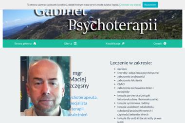 Gabinet Psychoterapii Maciej Szczęsny - Terapia uzależnień Świebodzin