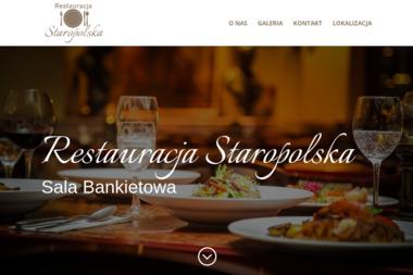 Restauracja Staropolska - Lokale gastronomiczne W艂oc艂awek