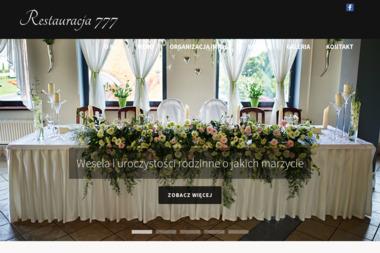Restauracja 777 - Gastronomia Człuchów