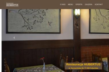 Restauracja HUBERTUS - Gastronomia Człuchów