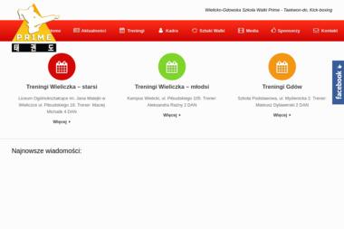 Szkoła Walki Prime - Sporty walki, treningi Wieliczka