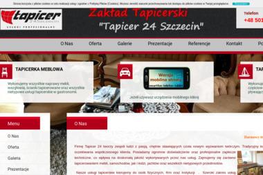 Tapicer 24 - Tapicer Szczecin