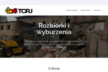 TCRJ - Nawierzchnie Poznań