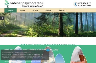 Gabinet psychoterapii i terapii uzależnień - Terapia uzależnień Gorzów Wielkopolski