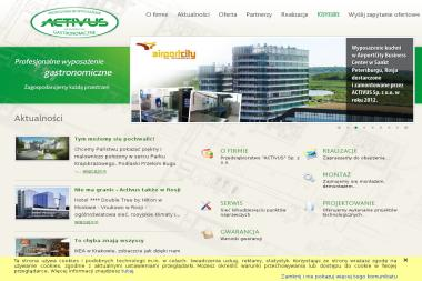 PPUH Activus - Wyposażenie lokali gastronomicznych Łódź
