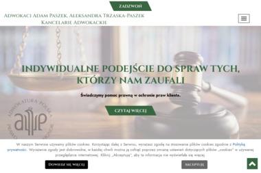 Kancelaria adw. Adam Paszek - Porady Prawne Jaworzno