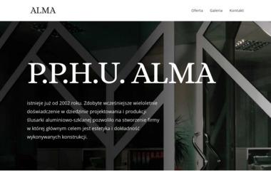 """P.P.H.U. """"ALMA"""" Henryk Szczepaniak - Okna drewniane Konopiska"""