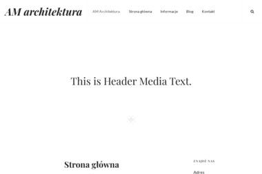AM Architektura - Architekt Bydgoszcz