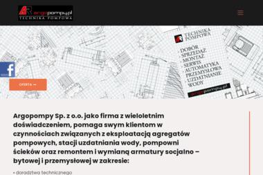 Argopompy Sp. z o.o. - Serwis automatyki Borkowo