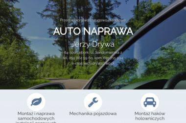 PUH AUTO NAPRAWA - Serwis LPG Lębork
