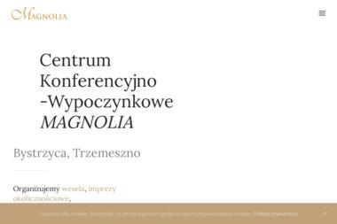 """Centrum Konferencyjno-Wypoczynkowe """"Magnolia"""" - Lokale gastronomiczne Trzemeszno"""