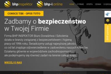 BHP INSPEKTOR - Szkolenia BHP Szczecin