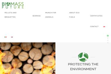 Biomass Future - Pellet Kwilcz