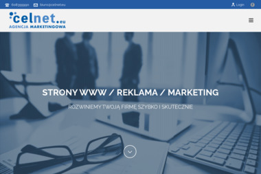 Celnet Mariusz Szewczyk - Pozycjonowanie w Google Bieruń